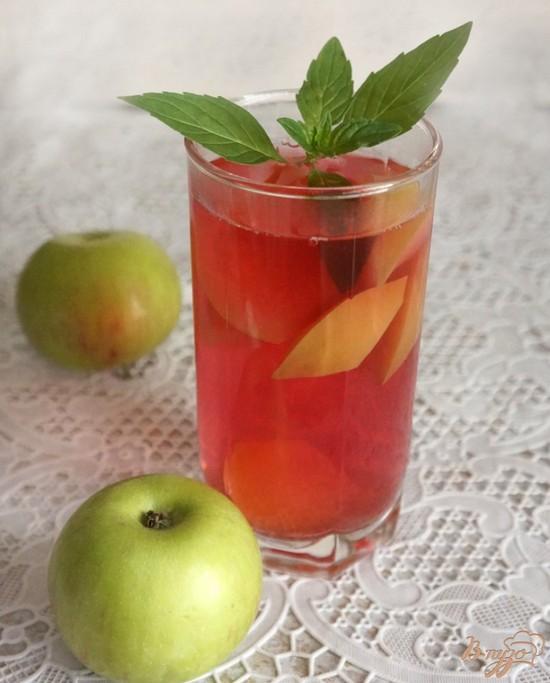 Компот из яблок: рецепты с корицей, лимонной кислотой, мятой. Заготовка компота из яблок на зиму с грушами или апельсинами на 3 литровую банку без стерилизации