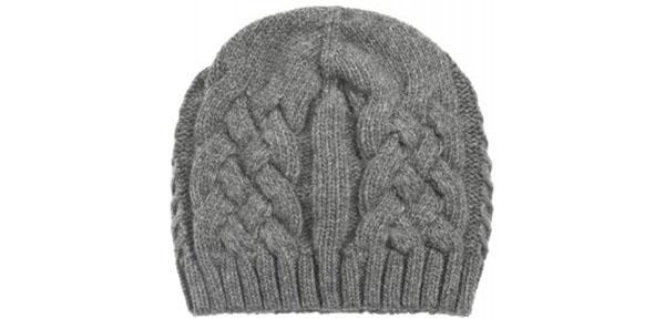 Мужские и женские модные шапки вязаные спицами и меховые на осень-зиму 2016-2017