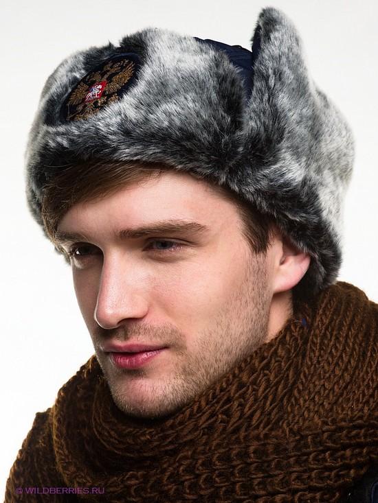 Модные шапки вязаные спицами женские и мужские на осень ...