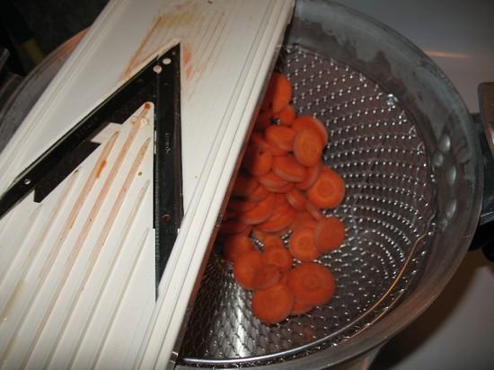 Морковь на зиму в банках