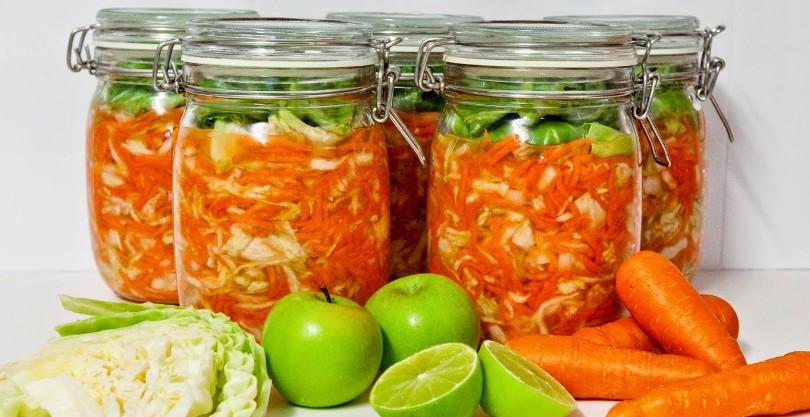 Маринованная морковь на зиму рецепты без стерилизации с