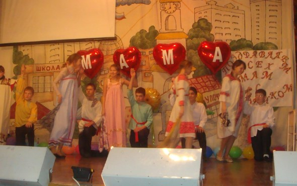 Мини сценки на день матери детский сад