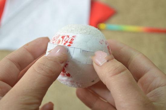 Новогодняя игрушка своими руками инструкция по изготовлению