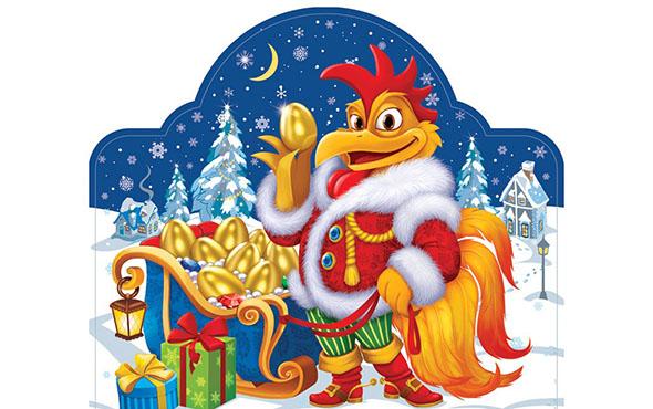 Красивый рисунок на Новый год 2017 – в школу и детский сад. Как нарисовать к Новому году Деда Мороза и Петуха карандашом, поэтапные фото, видео