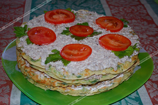 Самые вкусные и легкие закуски рецепт 108