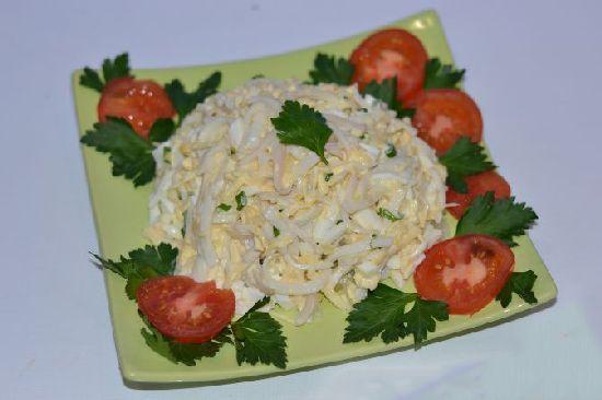 Салаты из баклажанов пошаговый рецепт с фото
