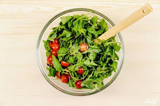 Салат с креветками – рецепты пошагово с фото и видео, очень вкусный и простой. Приготовление салата «Цезарь» из креветок в домашних условиях