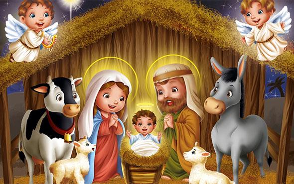 декламация на рождество на русском
