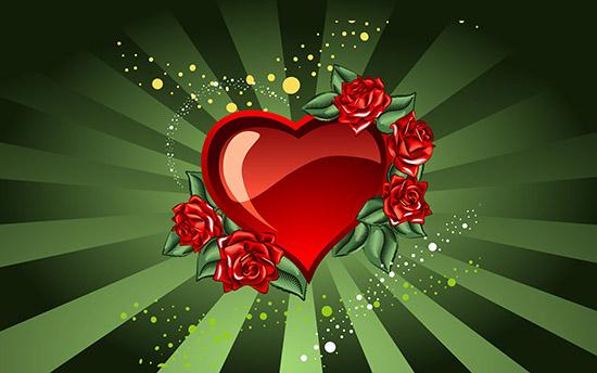 Красивые поздравления с Днем святого Валентина 2017