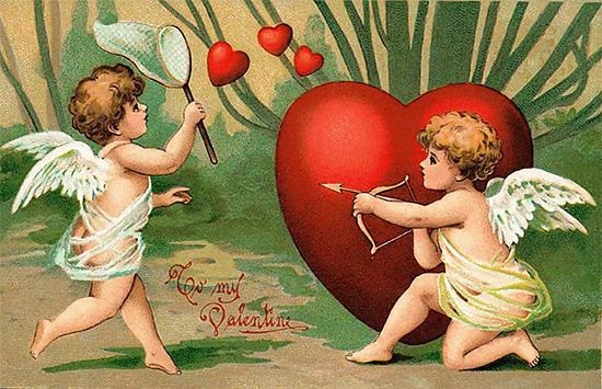 Красивые поздравления с Днем всех влюбленных 2017 в стихах и прозе