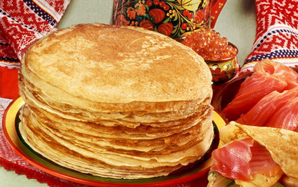 Оригинальные рецепты блинов на Масленицу 2017