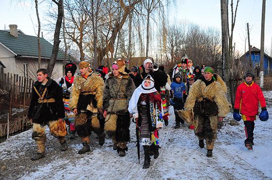 Щедривки на русском и украинском языках