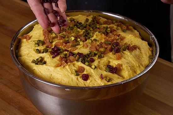 Кулич на Пасху – простой рецепт
