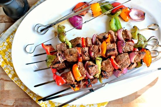 Шашлык из свинины рецепт с луком и специями