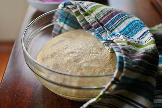 Вкусное тесто для пасхального кулича