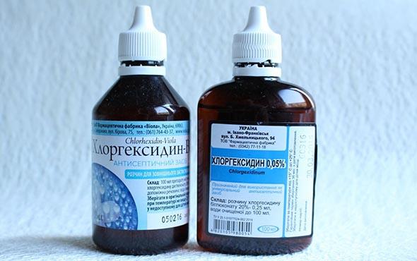 Хлоргексидин – отзывы
