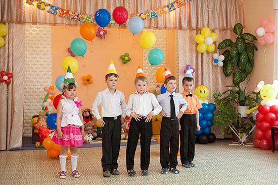Поздравления на выпускной в детском саду от родителей