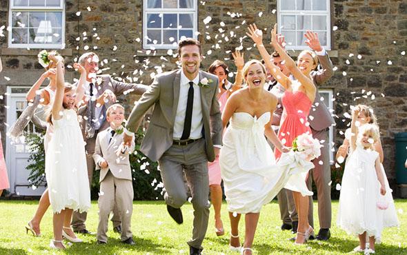 Благодарность родителям от невесты на свадьбе в прозе