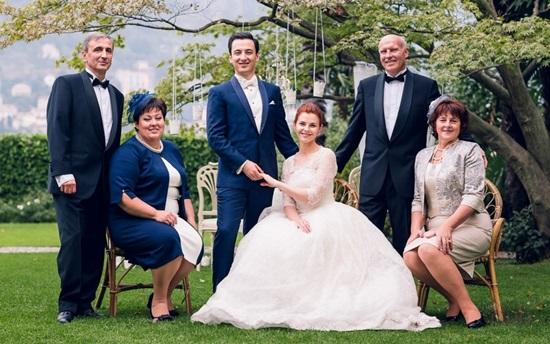 Благодарственные слова родителям в стихах на свадьбе