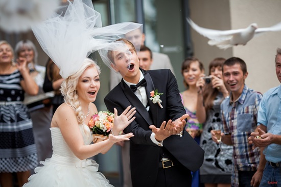 Слова жениха родителям невесты на свадьбе