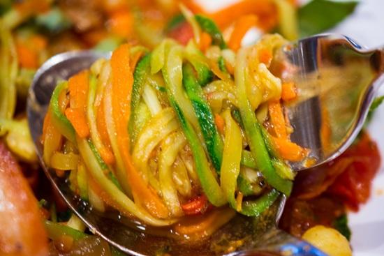 Кабачки по-корейски: рецепт на зиму
