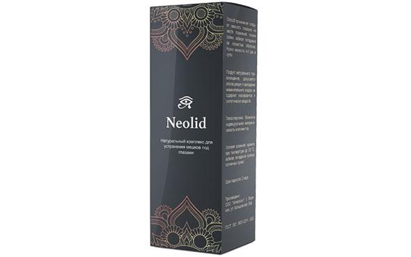 Neolid от мешков под глазами