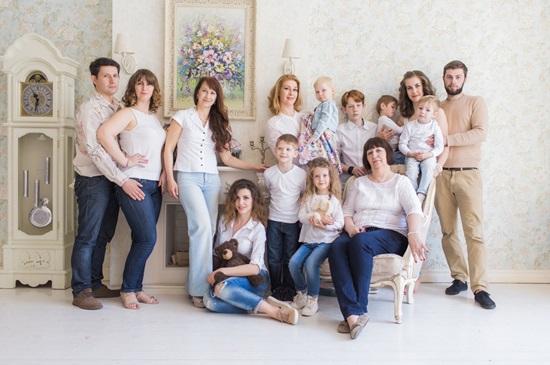 Красивые поздравления с Днем семьи