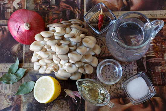 Как мариновать грибы