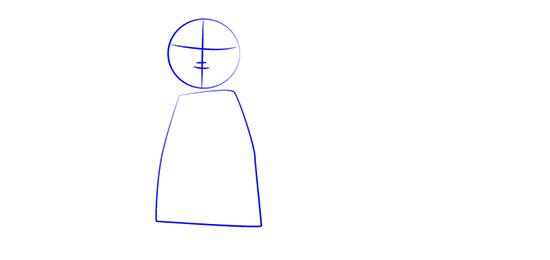Как нарисовать карандашом школу и учителя