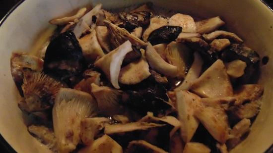 Как солить грибы на зиму