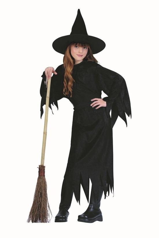 Костюм на Хэллоуин для девочки и девушки