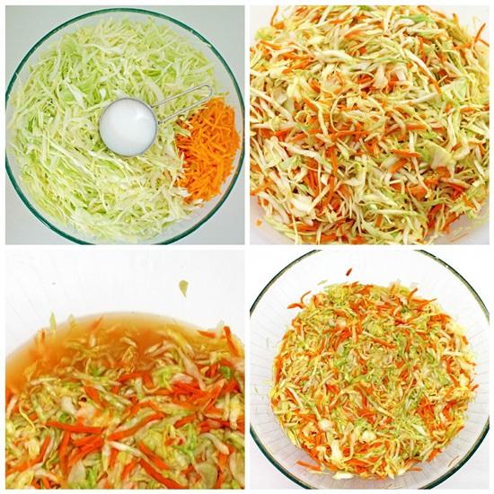Квашеная капуста с рассолом в 3 литровой банке: Классический рецепт квашенной капусты (быстрый способ с фото)
