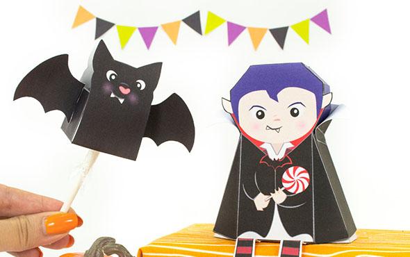 Детские поделки на Хэллоуин своими руками