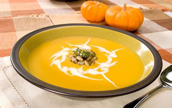 Тыквенный суп пюре с сыром рецепт пошагово 44