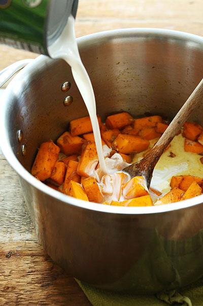 Суп из тыквы рецепты приготовления