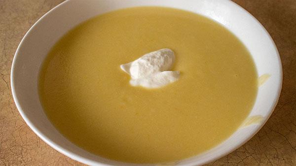 рецепт тыквенный крем суп диетический рецепт