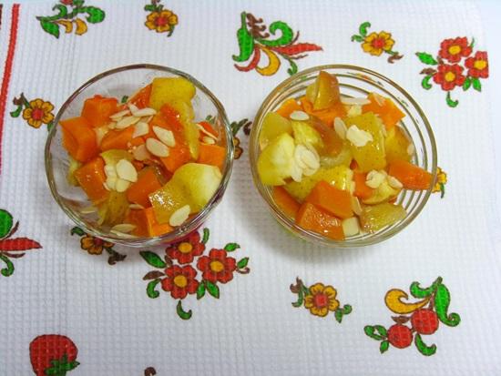 рецепты из тыквы запеченная в духовке целиком