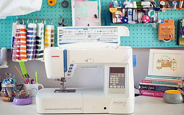 Janome – лучшие помощники для профессионального и домашнего шитья