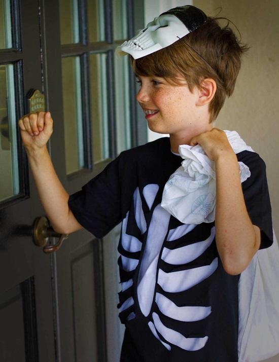 Костюм на Хэллоуин для парня и мальчика