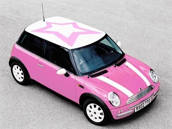 Фотоподборка: лучшие автомобили для женщин