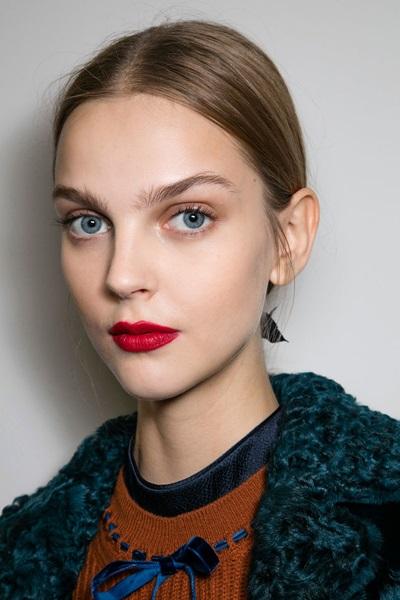Макияж: модные тенденции осени – 2017