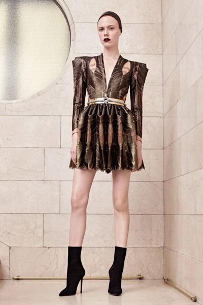Atelier Versace: модная коллекция осень-зима 2017-2018