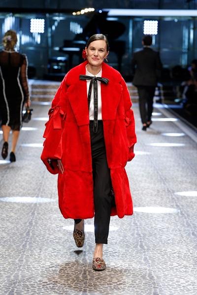 Dolce&Gabbana: модный показ осень-зима 2017-2018