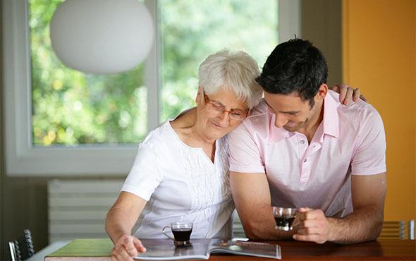 История из жизни про маму, приехавшую на ужин к сыну