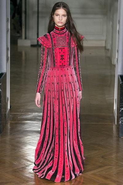 Коллекция Valentino: осень-зима 2017-2018