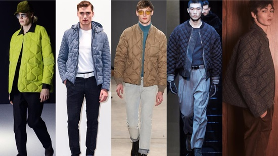 Модные мужские тенденции сезона осень-зима – 2017-2018