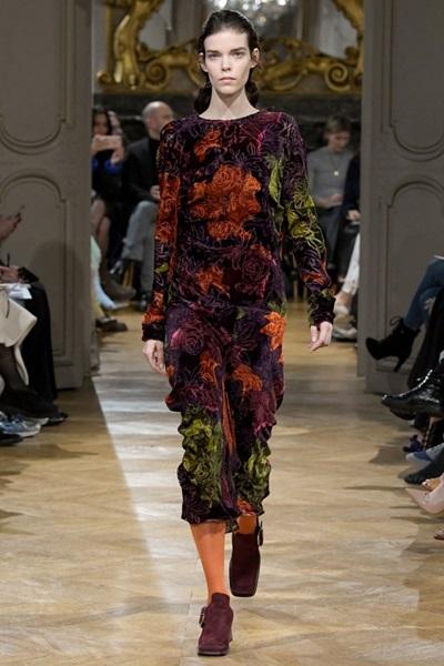 Осенне-зимняя коллекция Galliano 2017-2018