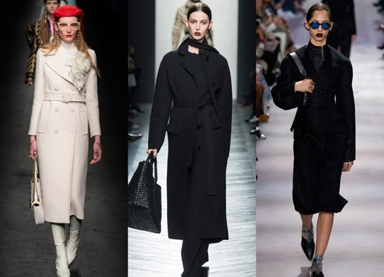 Пальто - какие в моде этой осенью