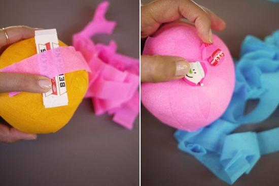 Новогодняя елочная игрушка своими руками