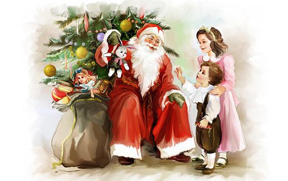 Новогодние стихи для елки в детском саду и школе лучших современных поэтов и классиков